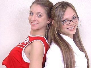 Hunni and Veronica Hunni and Veronica